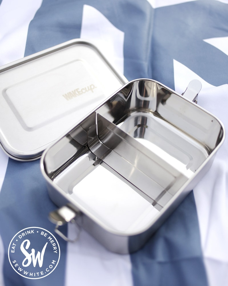 zero waste reusbale metal lunch box best picnic accessories