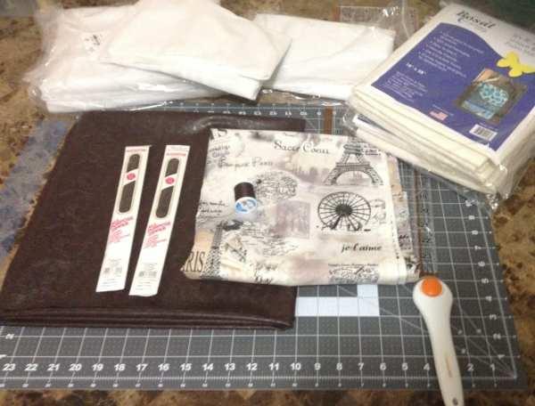 Conference Bag Materials