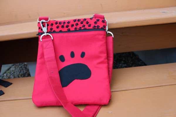 Tablet Bag Back Design