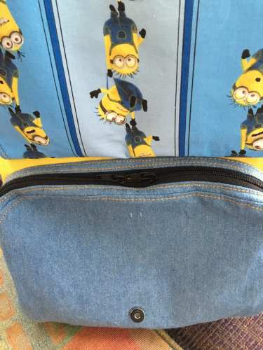Minions Backpack DIY