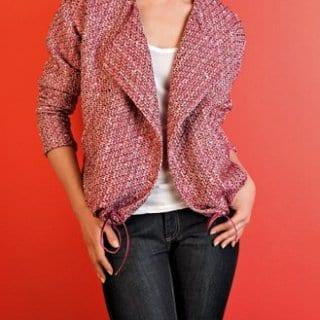 free blazer pattern
