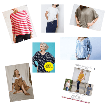 21 Free T Shirt Patterns