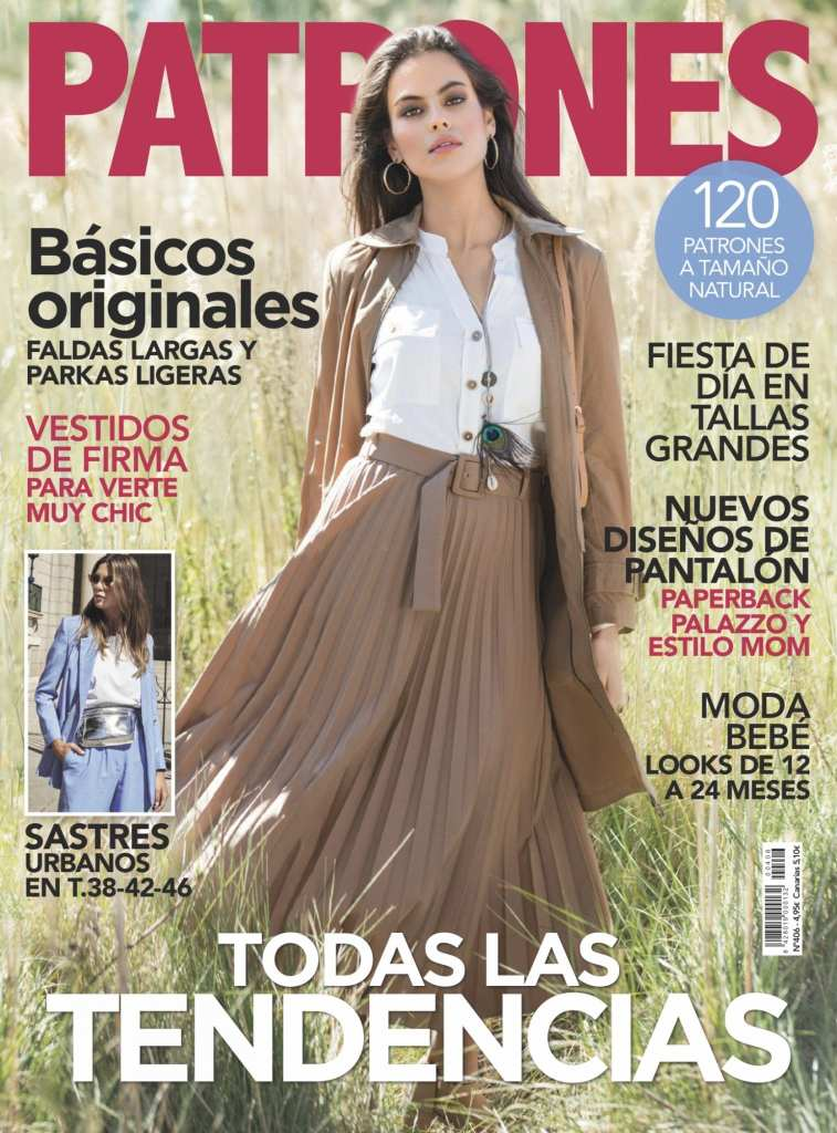Patrones Magazine Free Issue