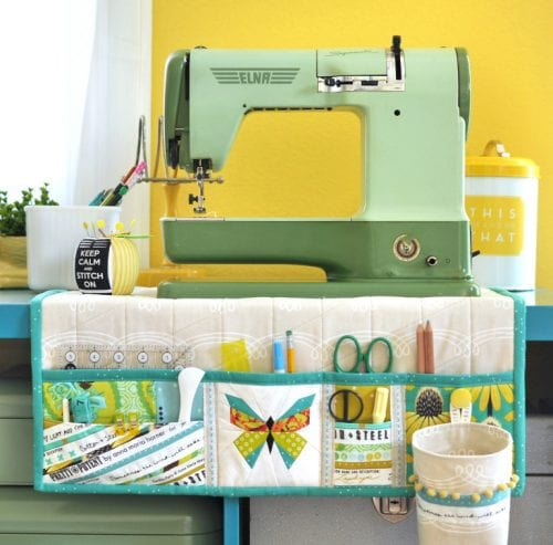 Sewing Machine Makers Mat Organizer