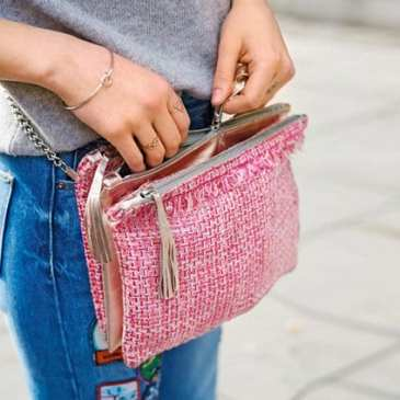Zippered Purse FREE Pattern