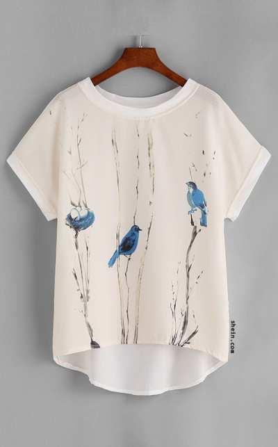 bazovyi top free sewing pattern