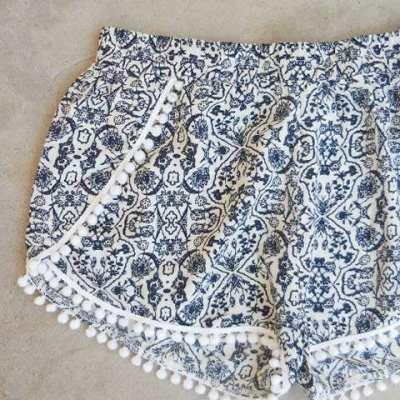 boudoir shorts