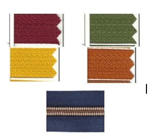 New Zipper Colors Presale