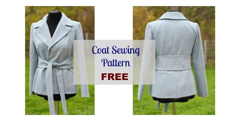 coat pattern free