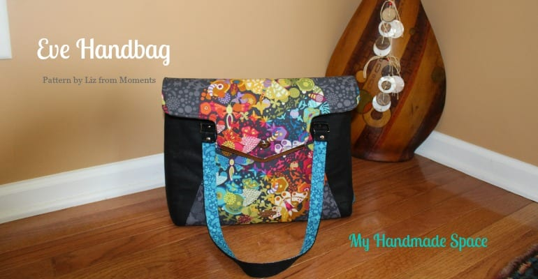 57a48f2b71b6 Eve Handbag - My Handmade Space