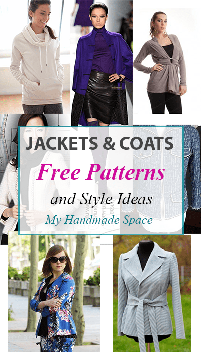 Jackets & Coats FREE Patterns