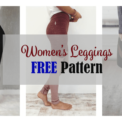 leggings free pattern