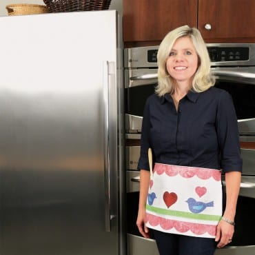 Lovebirds Apron Pattern