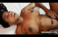 EBONY TATOO – GOGO FUKME