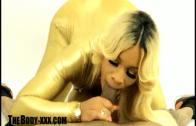 THE BODY XXX GOLD – TWERK & FUCK