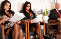 THE DOMINANT SPECIES – ALETTA OCEAN & AUDREY BITONI