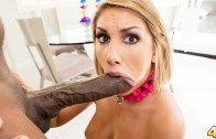 Jules Jordan – August Ames Takes A Big Black Cock! Once You Go Mandingo