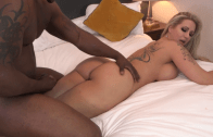 Sexy MILF Ryan Conner Enjoys Interracial Fuck