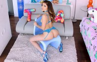 True Anal – Adria Rae – Adria Gives Up Her Ass