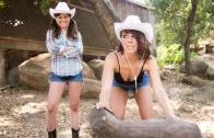 Girlsway – Cowgirls – Shyla Jennings, Adriana Chechik