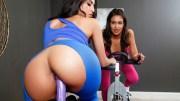 We Live Together – Dual Dildocycles – Katana Kombat & Sophia Leone