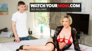 Watch Your Mom – Hot Mom Dee Williams Gets Fucked By Young Cock