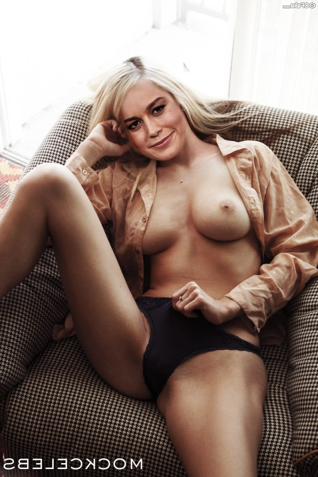 Brie Larson naked 11 - Brie Larson Nude Fake Sex Porn Images