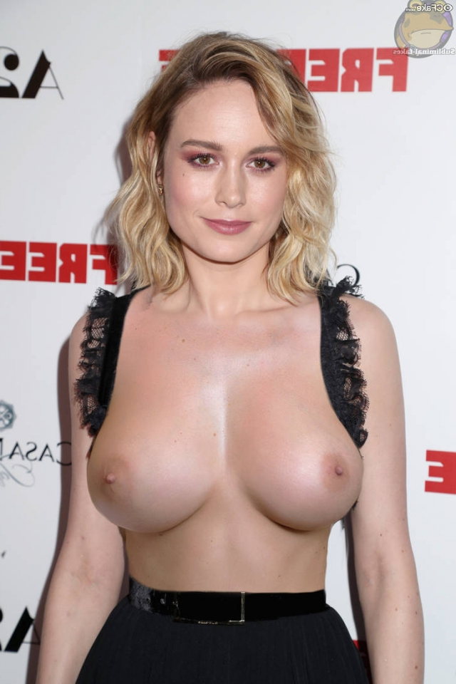 Brie Larson naked 8 - Brie Larson Nude Fake Sex Porn Images