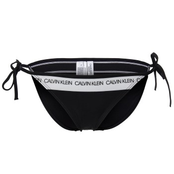Calvin Klein CK Logo String Side Tie Bikini * Kampanj *