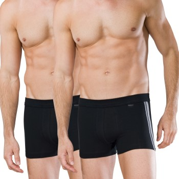 Schiesser 2-pack Essentials Cotton Boxer Briefs