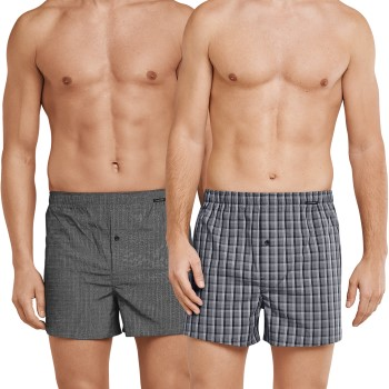 Schiesser 6-pack Essentials Boxer Shorts * Kampanj *