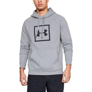 Under Armour Rival Fleece Logo Hoodie * Kampanj *