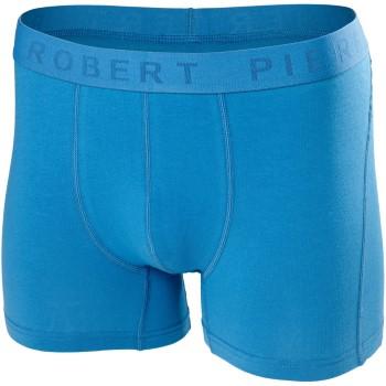Pierre Robert Kalsonger For Men Cotton Boxer Blå ekologisk bomull XX-Large Herr