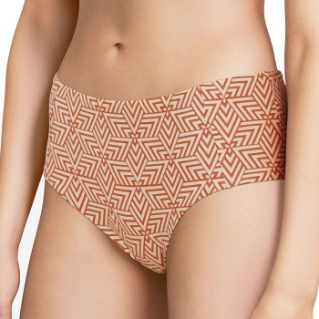 Femilet Aztec Java Sustainable Midi Bikini Brief