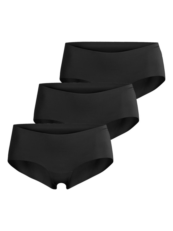SOLID HIPSTER 3-PACK Black Beauty,34