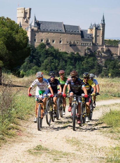 Dream Team a su paso por Segovia