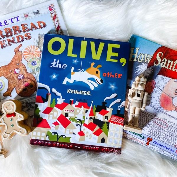 25 Christmas Books to Add to Your Child's Bookshelf this Holiday Season