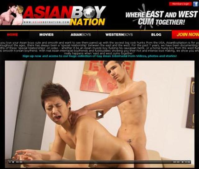 Asian Boy Nation