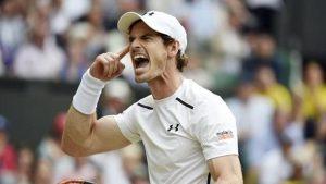 Murray ya está en semis / Foto vía: eurosport.com