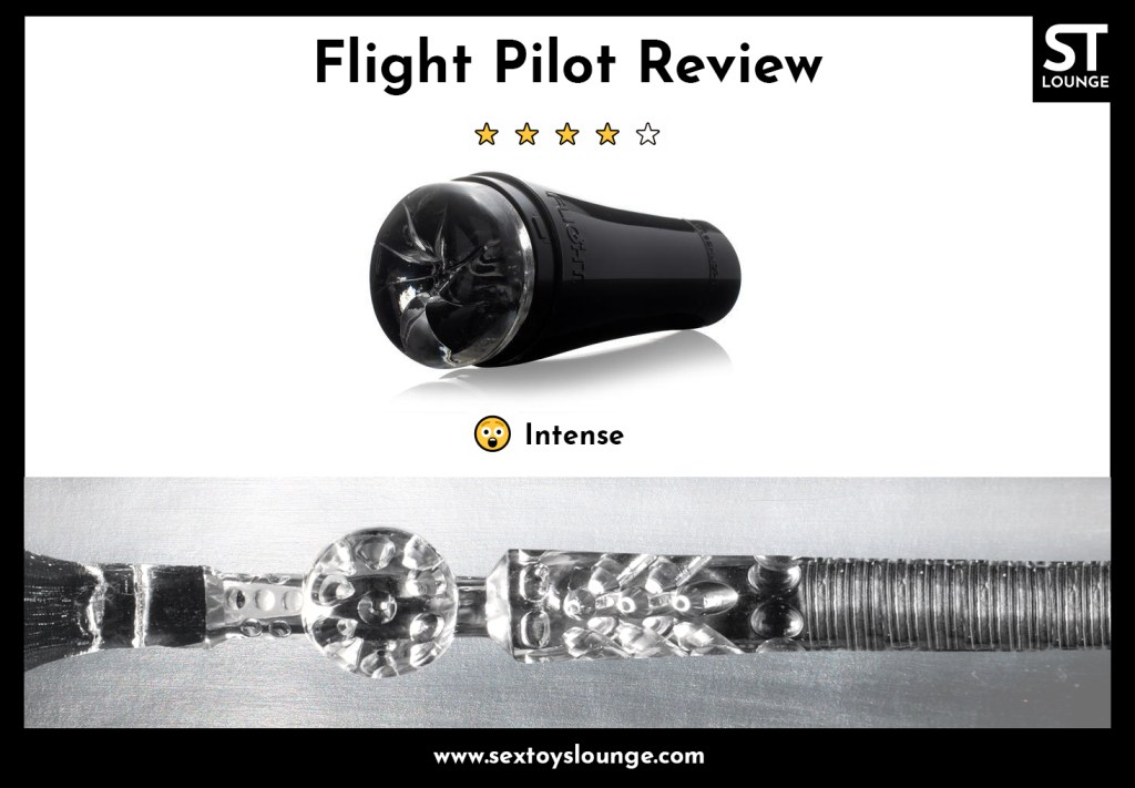 Fleshlight Flight Pillot Review