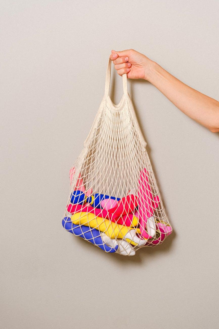 bag full of sex toys