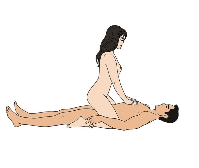 Butterfly Sex Position