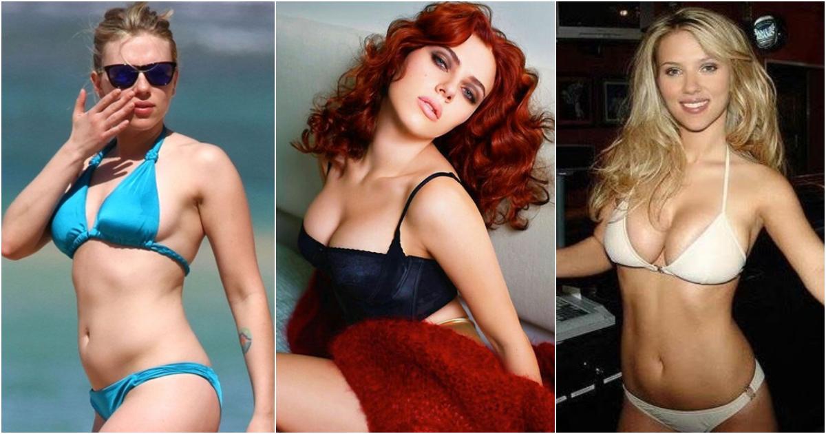 Hot black widow scarlett johansson Scarlett Johansson: