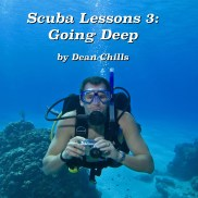 Scuba Lessons 3 Audio Cover
