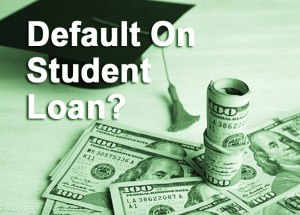 How Badly Will Defaulting On Your Student Loan Affect Your Credit Score?