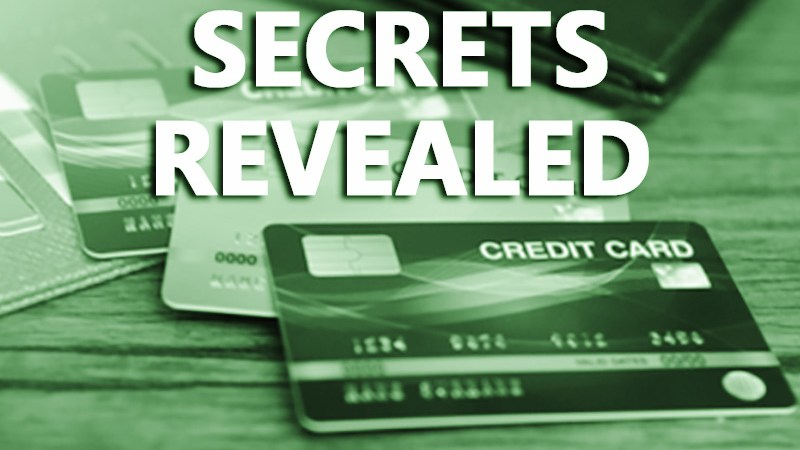 Credit Card SECRETS Your Bank Does NOT Want You To Know