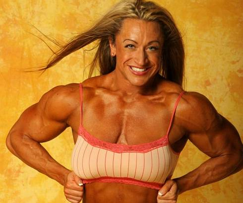 Female Bodybuilder Heather Policky Picture