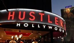hustler hollywood store