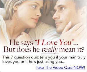 7 questions to know if he really loves you
