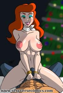 Sexyversecomics---Cousin-Mel